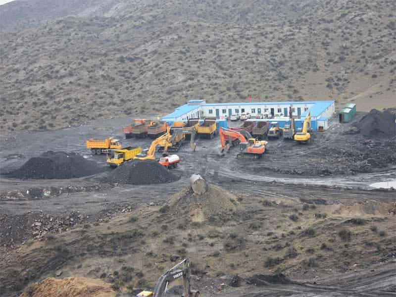 信息中心 内蒙古煤矿   内蒙古煤矿在哪里一个是神府东胜煤田,在
